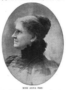 Anna Food (18??-1906), North Omaha, Nebraska