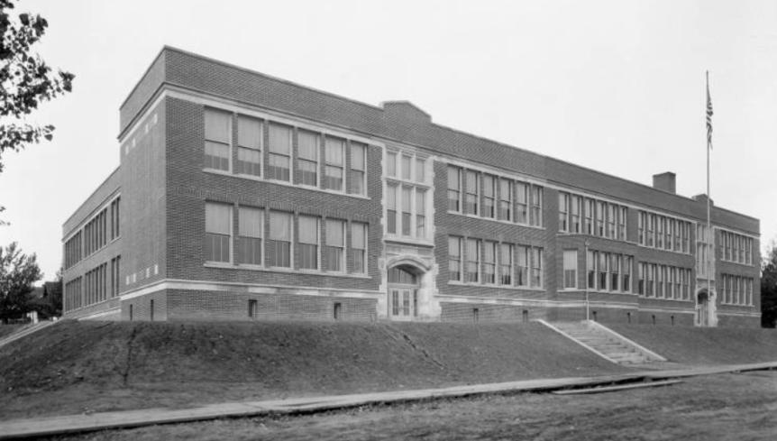 History of Minne LusaSchool