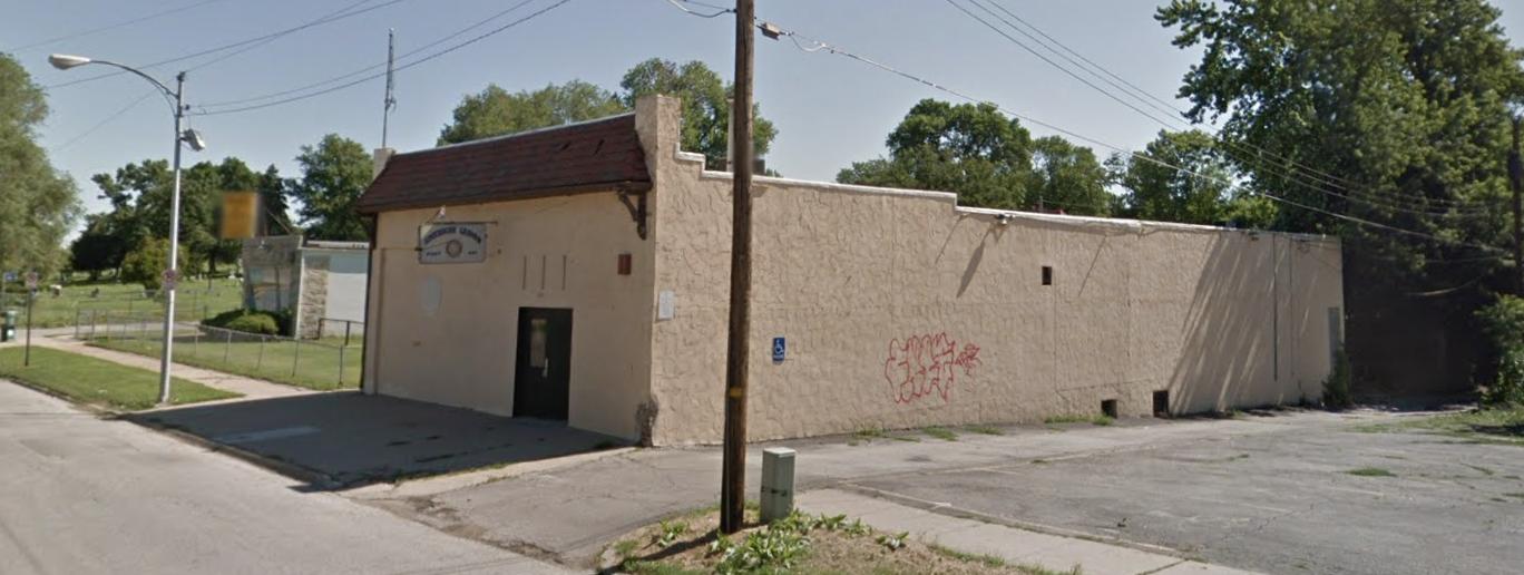 American Legion Charles Williamson Post #30, 1817 North 33rd Street, North Omaha, Nebraska.