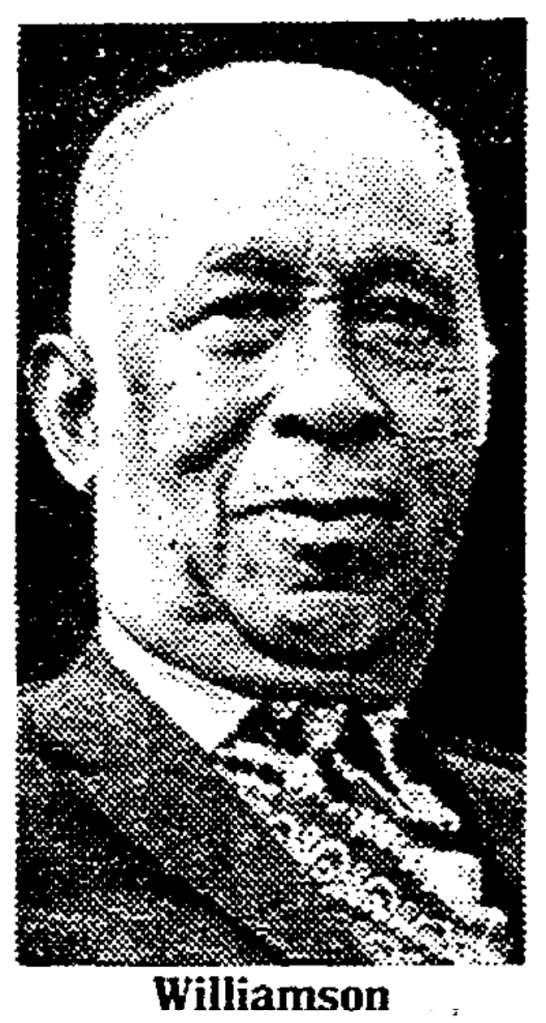 Charles J. Williamson North Omaha