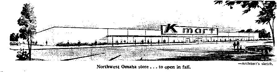 K-Mart, N. 72nd and Ames Ave, North Omaha, Nebraska