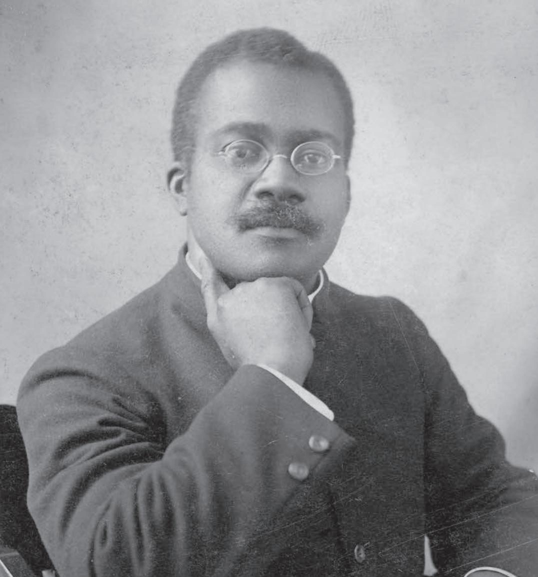 Rev. Russel Taylor (1871-1933) circa 1900.