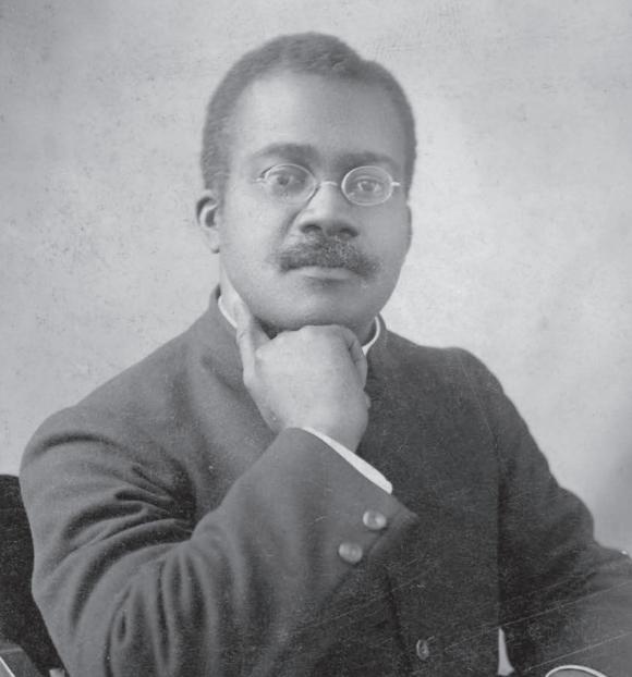 Rev. Russel Taylor (1871-1933) circa 1900
