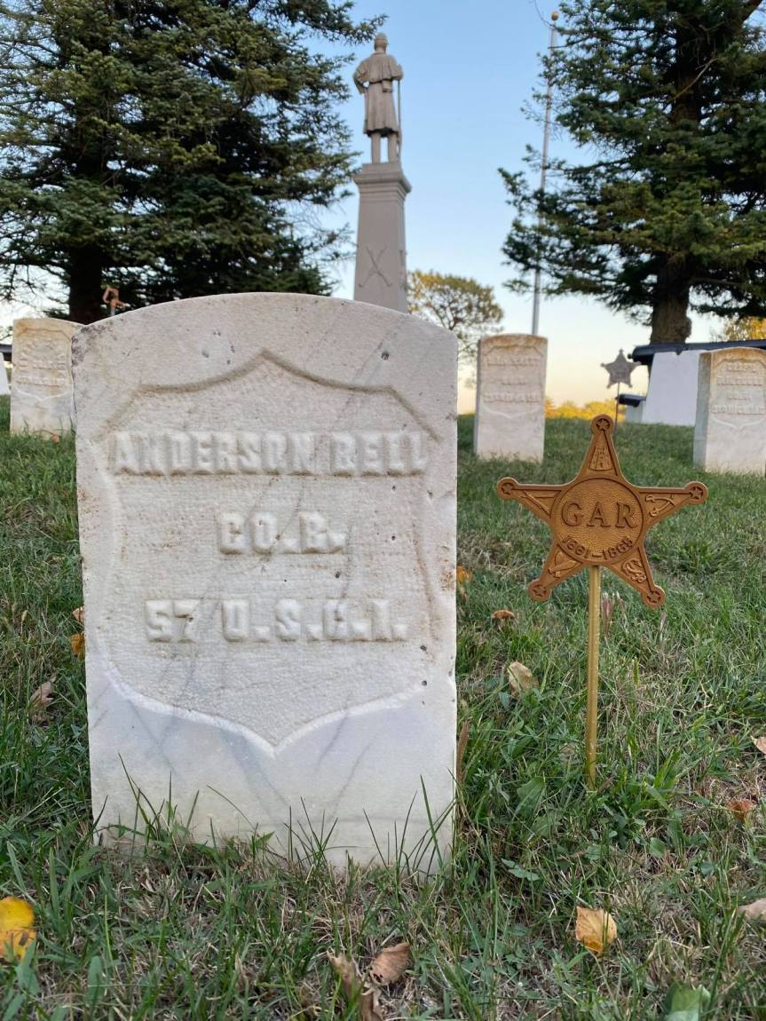 Biography of AndersonBell