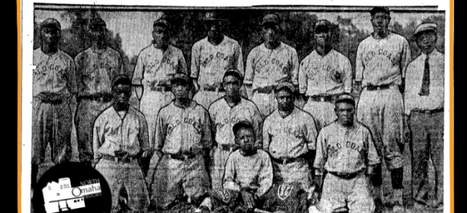 The Omaha Colored Baseball League (c1922-c1934).