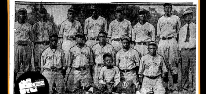 The Omaha Colored Baseball League (c1922-c1934).