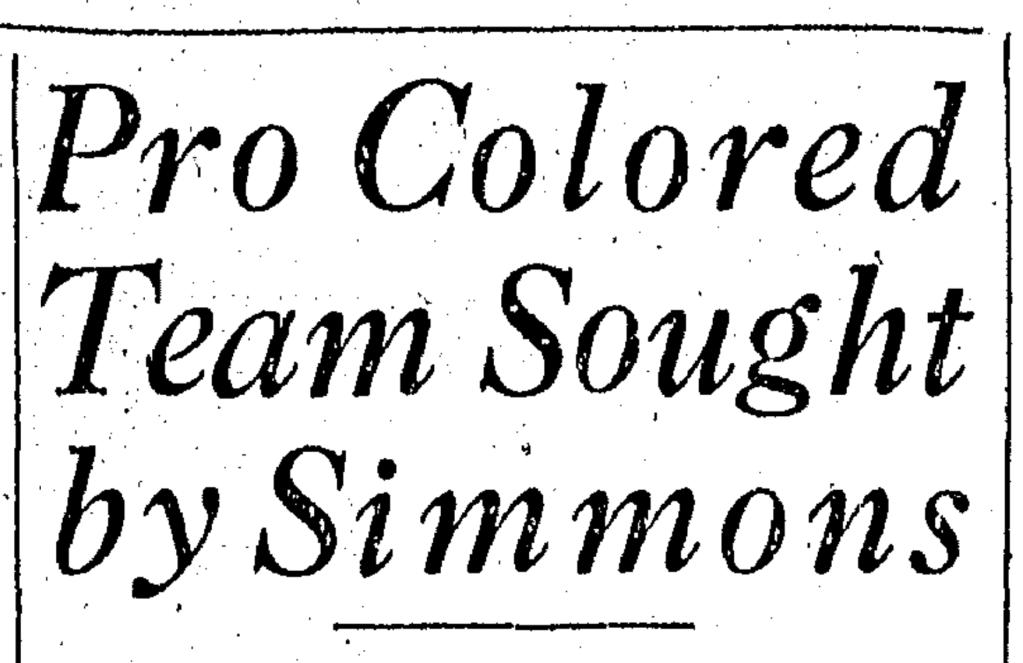 Omaha Black professional baseball, 1927