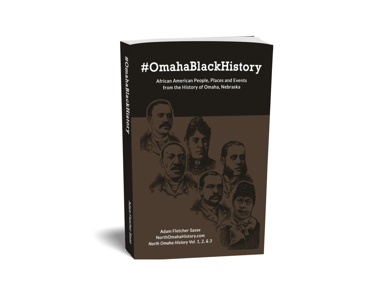 #OmahaBlackHistory: African American People, Places and Events from the History of Omaha, Nebraska by Adam Fletcher Sasse of NorthOmahaHistory.com