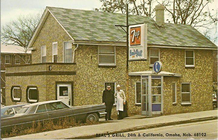 Beal's Grill, N. 24th and California Street, North Omaha, Nebraska