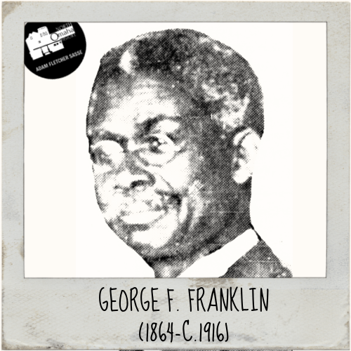 George Franklin McPherson (1864-1916), a pianist who lived in North Omaha, Nebraska